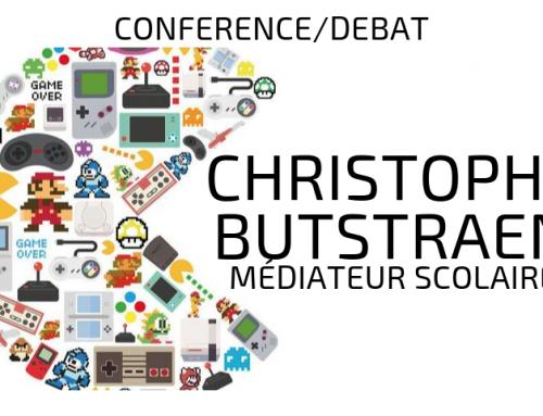 24 octobre 2019 / Ecole lien / conférence, débat avec Ch. Butstraen